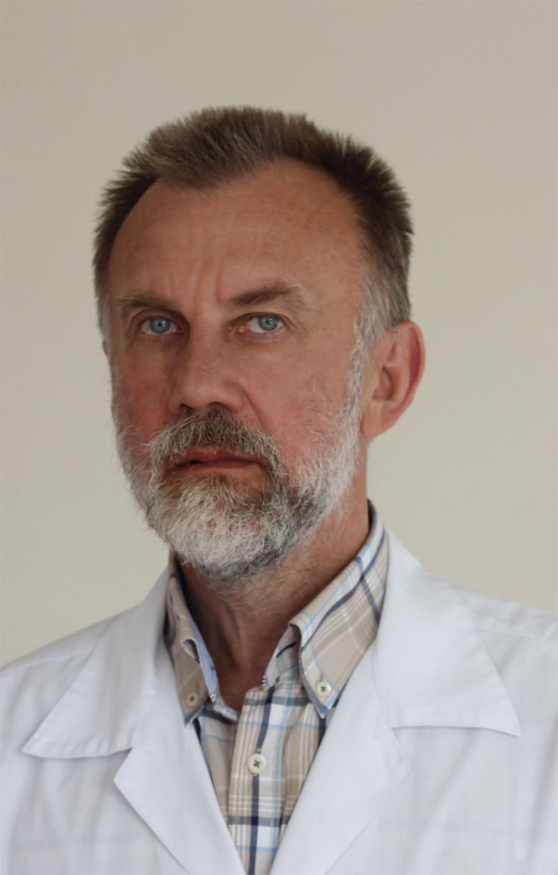 Заместитель главного врача по науке Алехин А.И., доктор медицинских наук
