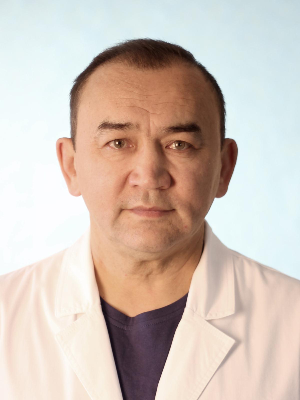Макиров Серик Калиулович