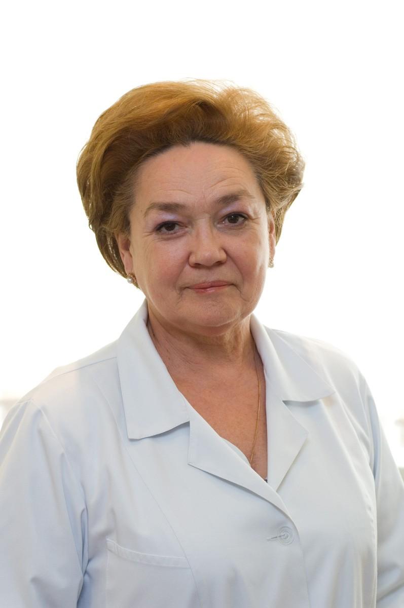 Серебренникова Клара Георгиевна