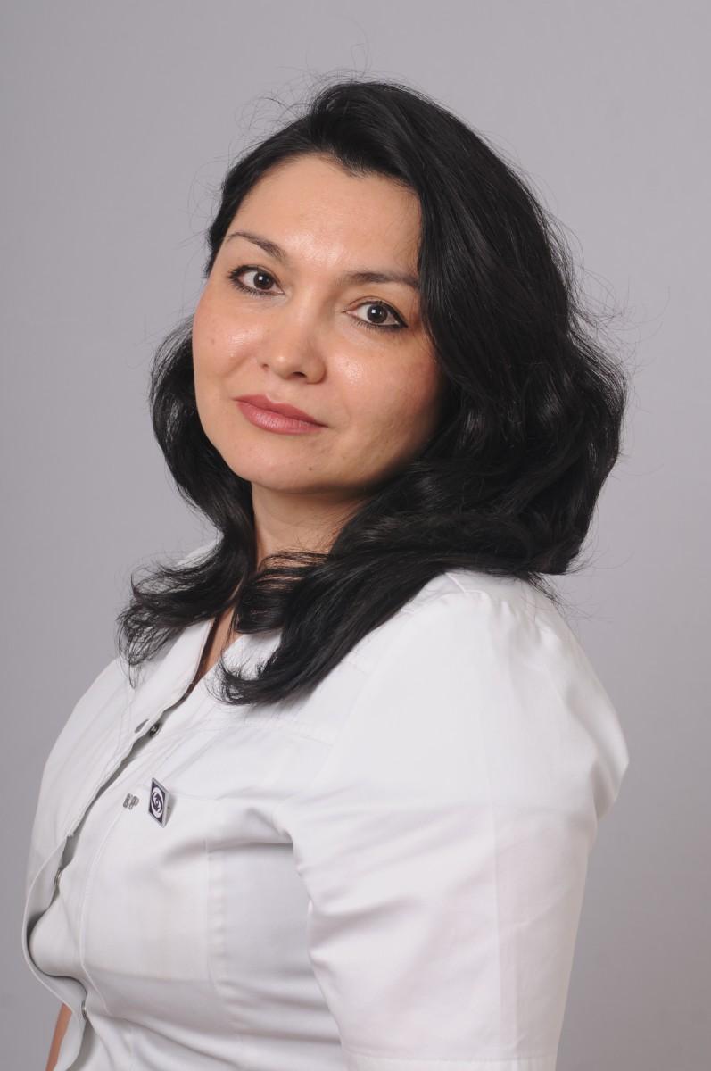 Махкамова Шахло Гайратовна
