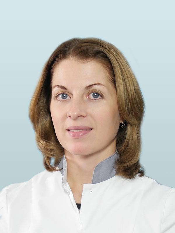Плетнер Ольга Игоревна