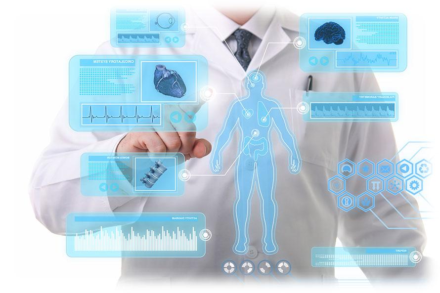 Программа комплексного обследования организма