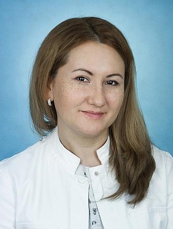 Горбунова<br/> Елена Михайловна